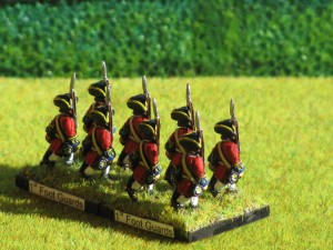 Foot guards back