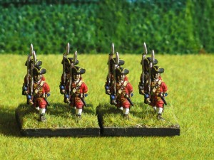Foot Guards front