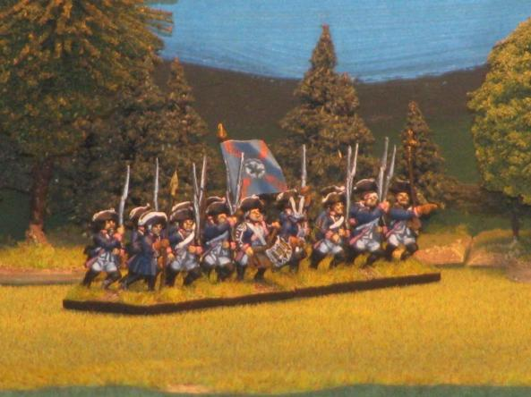 Regiment 18 Prinz von Preussen
